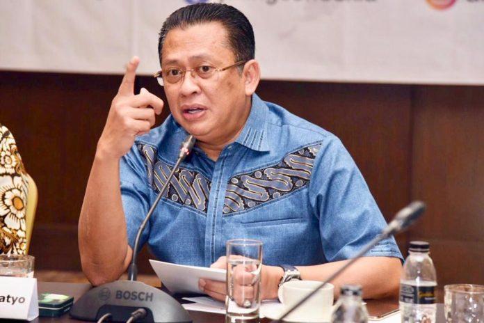 Bamsoet Nilai Sosok Menteri Harus Representasikan Visi Indonesia Jokowi