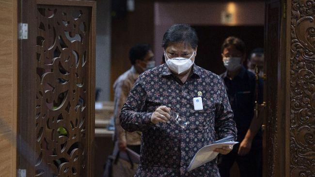 Menko Airlangga Sebut DKI Jakarta Tak Ada Pilkada Tapi Kasus COVID-19 Meningkat