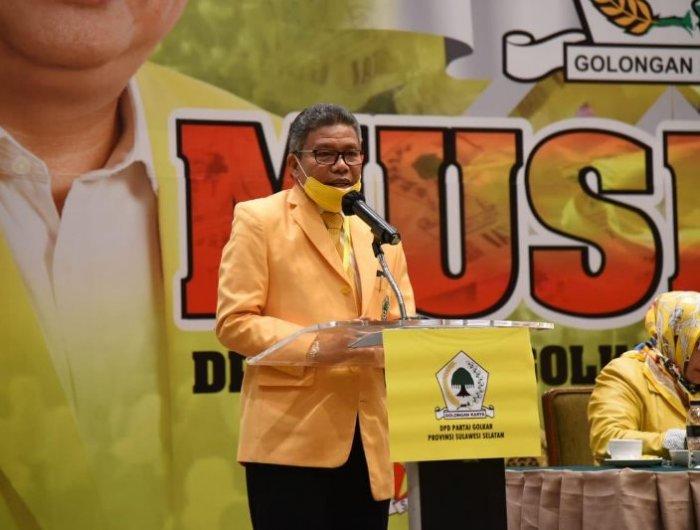 Didorong Jadi Gubernur, Taufan Pawe Pilih Fokus Kerja Untuk Parepare dan Bangkitkan Golkar Sulsel