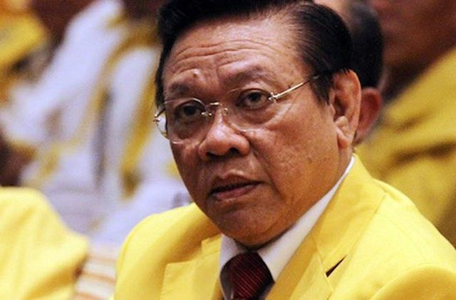 Agung Laksono Optimis Golkar Bakal Dapat 3-4 Kursi Menteri