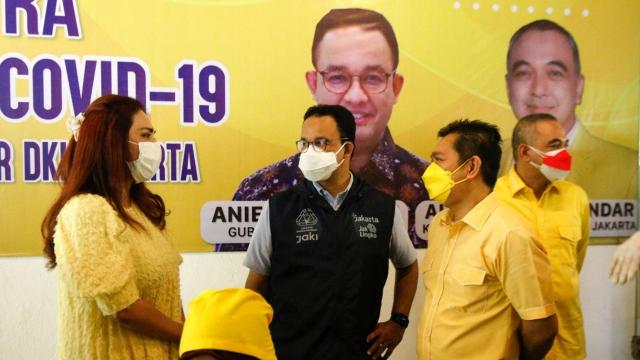 Pengamat: Jika Golkar Gandeng Anies di Pilpres 2024, Gerindra Dipastikan Gigit Jari