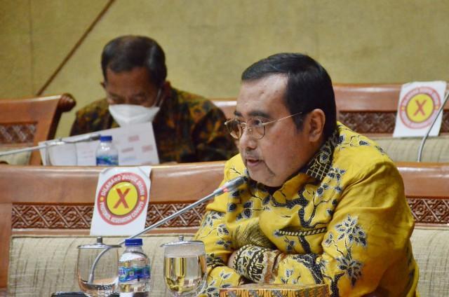Dukung BKKBN Percepat Penurunan Stunting, Yahya Zaini Usulkan Kampanye Literasi Nasional