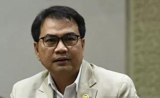 Wabah Virus Corona, Azis Syamsuddin Minta Masyarakat Tenang dan Tidak Panik