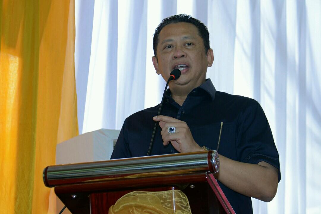 Bamsoet Dorong DPR Segera Tuntaskan Pembahasan RUU Perlindungan Data Pribadi