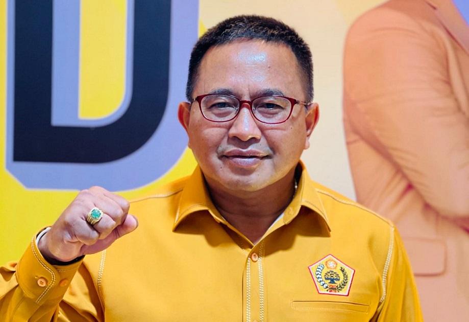 Dilantik Jadi Salah Satu Ketua DPP Ormas MKGR, Ini Harapan Muhammad Fauzi