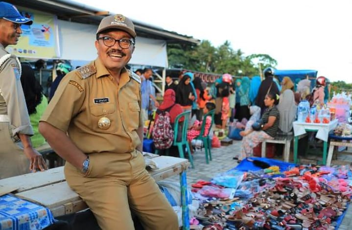Golkar Nilai Arhawi Sukses Bawa Wakatobi Sejajar Dengan Kabupaten Lain di Indonesia