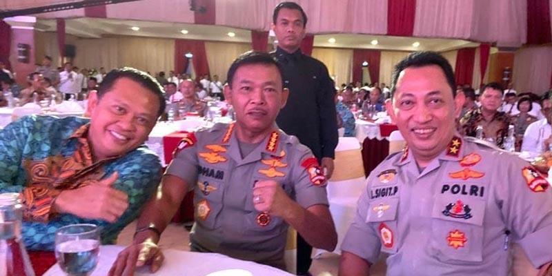 Bamsoet Ingatkan Listyo Sigit Prabowo Tak Tebang Pilih Dalam Penegakan Hukum