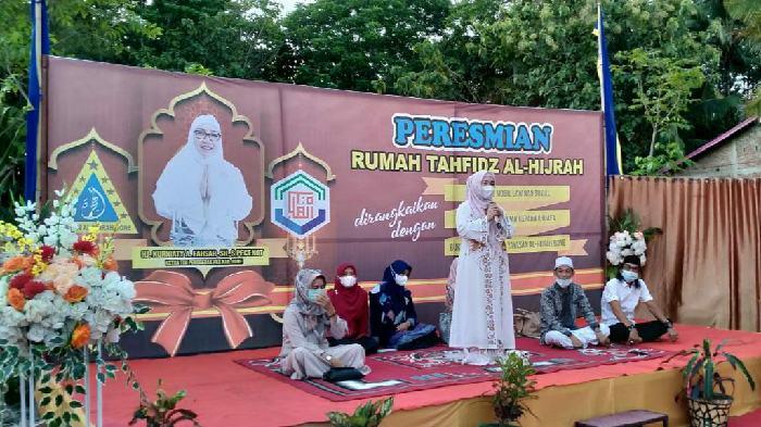 Bentuk Karakter Muslim Muda, Andi Rio Idris Padjalangi Apresiasi Berdirinya Rumah Tahfidz Al-Hijrah
