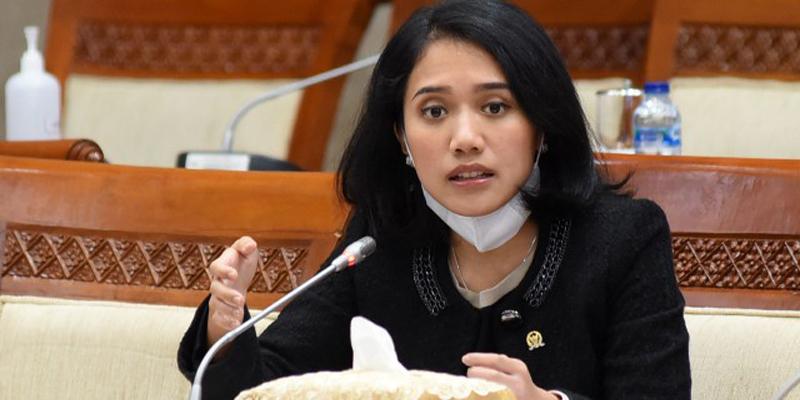 Puteri Komarudin Harap Bank Syariah Indonesia Perkuat Daya Saing RI di Pasar Keuangan Syariah Internasional