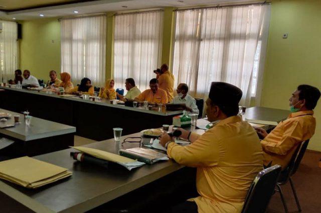 Ini Susunan 120 Pengurus Partai Golkar Aceh Periode 2020-2025