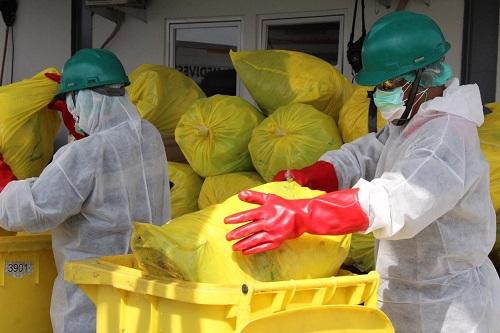 Ribuan Ton Limbah Medis Selama Pandemi, Azis Syamsuddin Minta Kemenkes Sigap Tegur RS