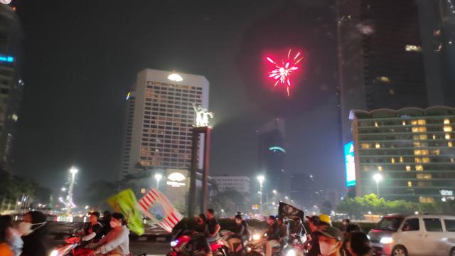 Konvoi Jakmania Rayakan Persija Menang Timbulkan Kerumunan, Basri Baco: Tak Perlu Ditindak