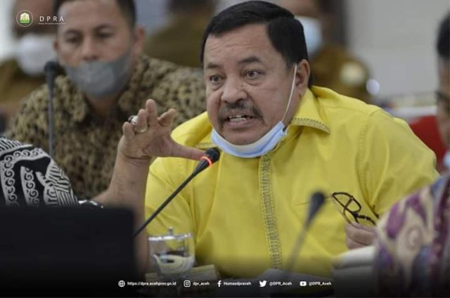 Anggota DPR Aceh, TR Keumangan Desak Kemenkumham Bangun Rutan di Nagan Raya