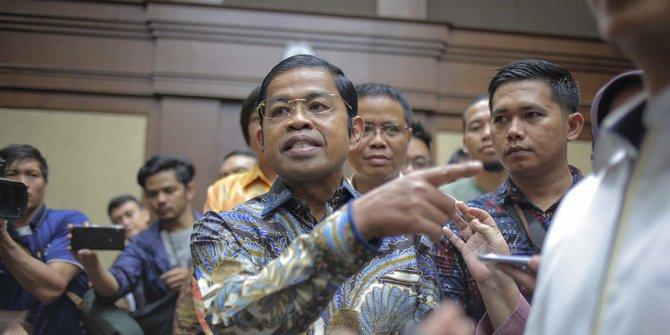 Usai Jalani Hukuman 2 Tahun Penjara, Eks Sekjen DPP Golkar Idrus Marham Bebas Murni