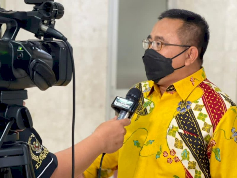 Khianati Reformasi, Muhammad Fauzi Tegaskan Fraksi Golkar Tolak Wacana Presiden 3 Periode