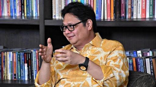 The Republic Institute: Popularitas Airlangga Hartarto Di Jatim Melesat Hingga 65,3 Persen