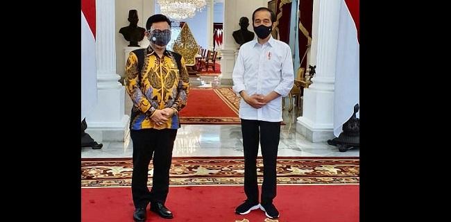 Dikabarkan Masuk Kabinet Usai Fotonya Menghadap Jokowi Viral, Ini Tanggapan Ace Hasan