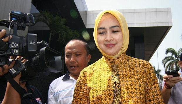 Airlangga Tunjuk Airin Rachmi Diany Jadi Ketua Bidang Perempuan DPP Golkar
