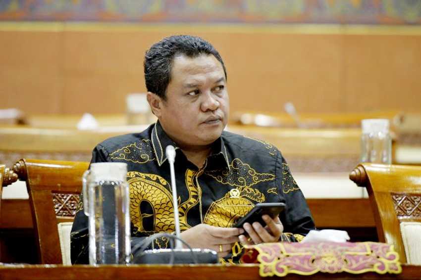 Tak Punya Dasar Hukum, Lamhot Sinaga Pertanyakan Skema Dana Talangan Garuda Indonesia