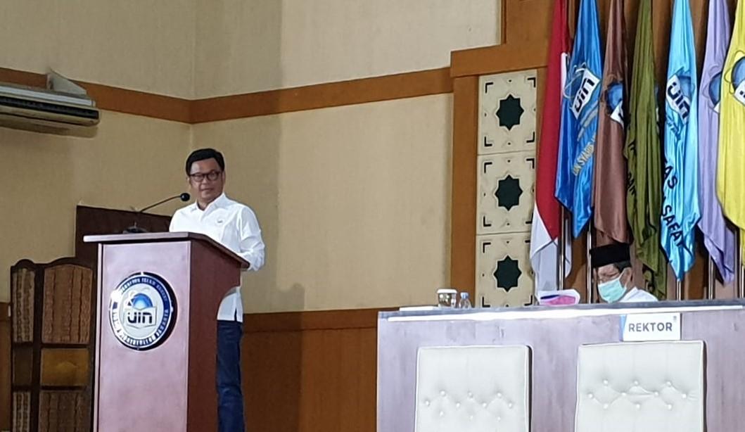 Dilantik Jadi Ketua Umum IKALUIN Jakarta, Ini Harapan Ace Hasan