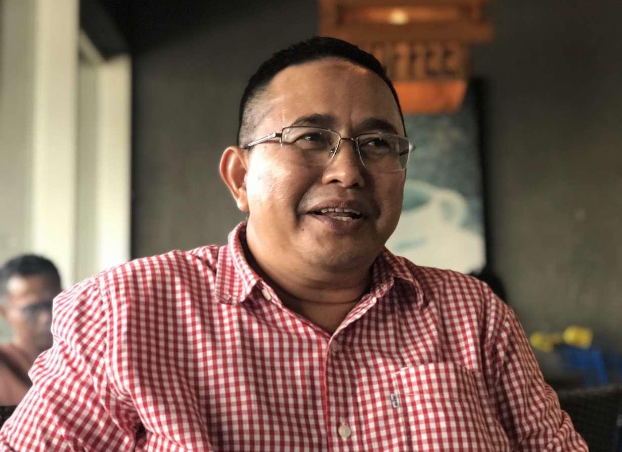 Muhammad Fauzi Janji Perjuangkan Regulasi Yang Berpihak Kaum Muda di Senayan