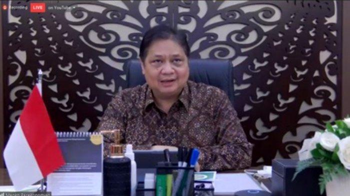 Airlangga Ajak Kader Golkar Antisipasi Melonjaknya Harga Pangan Jelang Ramadhan dan Idul Fitri