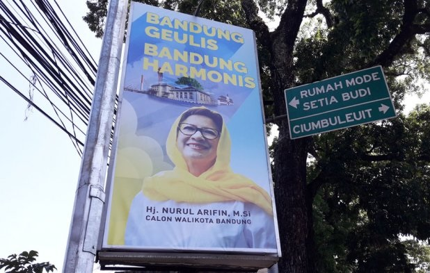 Pengamat Puji Ide Brilian Nurul Arifin Bangun Kota Bandung Dari Perbatasan