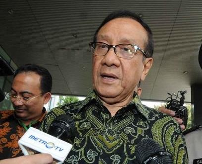 Ini Cerita Fahmi Idris Tentang Golkar Saat Akbar Tanjung Jadi Tersangka