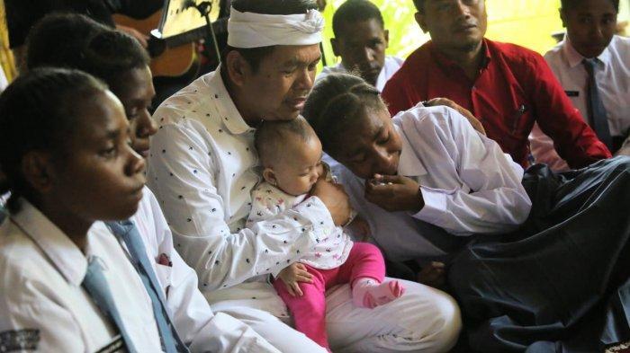 Kisah Dedi Mulyadi Bina Anak Papua Hingga Masuk Timnas Pelajar