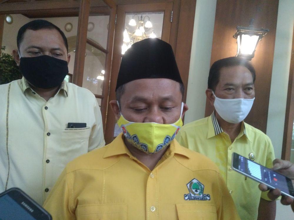 Sarmuji Ungkap 30 Musda Kabupaten/ Kota se-Jatim Berlangung Aklamasi