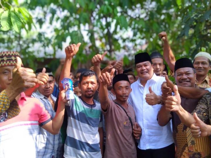 Pilkada Lampung Tengah, Musa Ahmad Siap Perjuangkan Guru, Petani Hingga Pekerja Kreatif