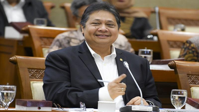 Omnibus Law Cipta Kerja Pro Buruh, Menko Airlangga Jamin Pesangon Tetap Ada