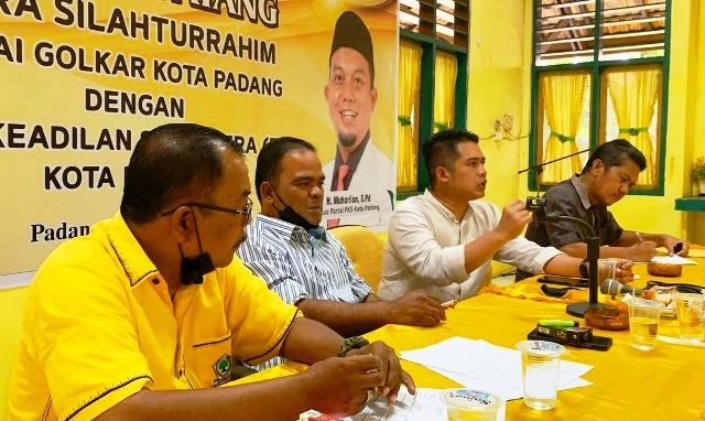 Idul Adha, Iqra Chissa Putra Ungkap Golkar Kota Padang Bakal Sembelih 3 Ekor Sapi