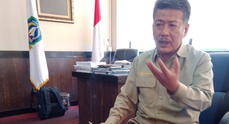 Demi Regenerasi, Taba Iskandar Minta Ansar Ahmad Tak Maju Lagi di Musda Golkar Kepri