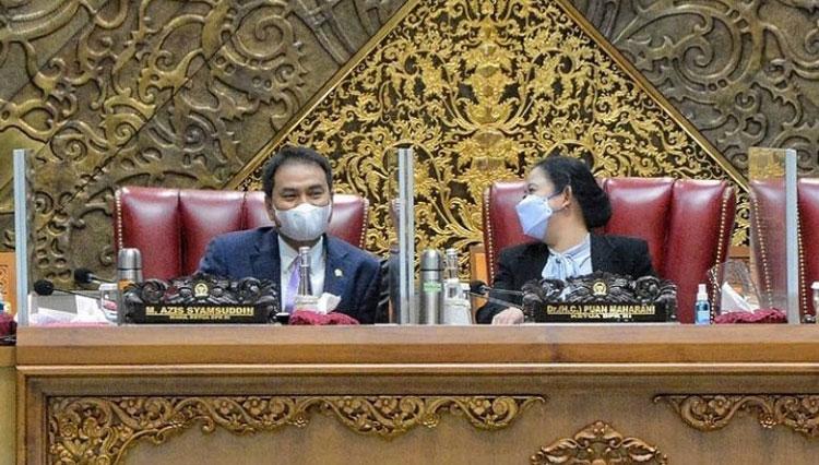 Azis Syamsuddin Dukung Cuti Bersama 2021 Dipangkas Dari 7 Menjadi 2 Hari