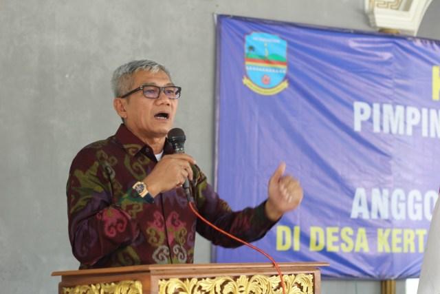 Sesuai Prediksi Agun Gunandjar, 8 Tahun Kabupaten Pangandaran Tunjukkan Kemajuan Positif