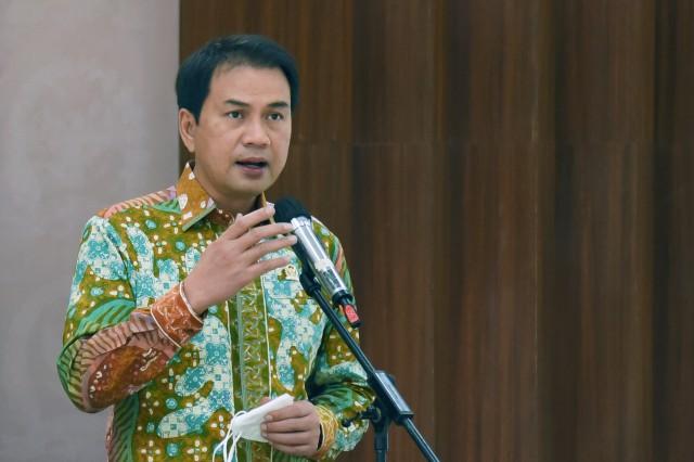 Azis Syamsuddin Minta Penyaluran Dana Desa Dievaluasi Komprehensif