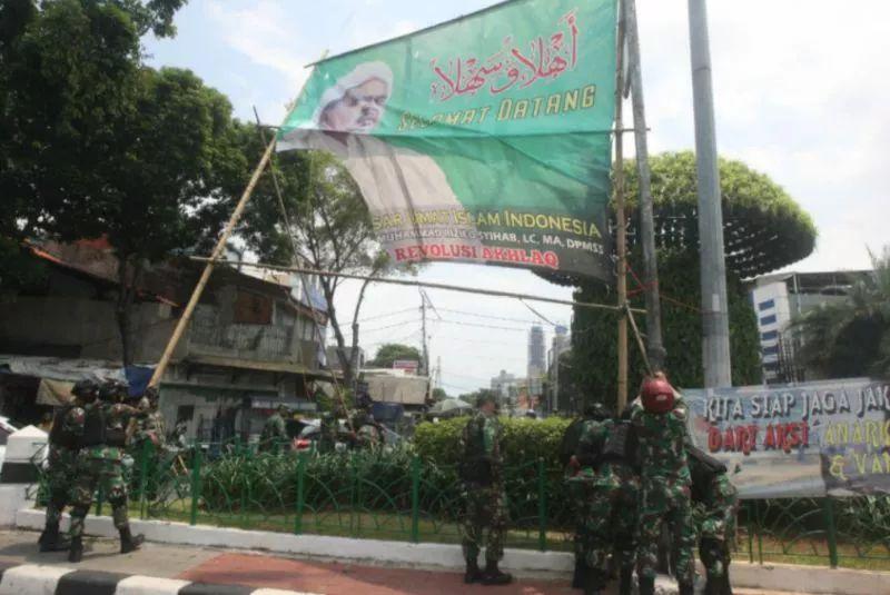 Dave Laksono Sebut Pangdam Jaya Copot Baliho Habib Rizieq Sudah Sesuai Tugas TNI Jaga Keamanan