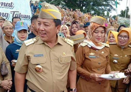 Sejumlah Dinas di Lampung Berubah Nomenklatur, Ini Penjelasan Gubernur Arinal Djunaidi