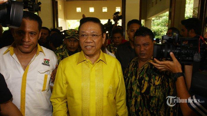 Agung Laksono Tegaskan Golkar Siap Bantu Jokowi Susun Zaken Kabinet