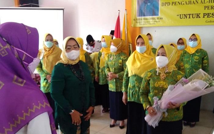 Bupati Dendi Ramadhona Minta Pengajian Al-Hidayah Selalu Berikan Gagasan Positif Untuk Masyarakat Pesawaran