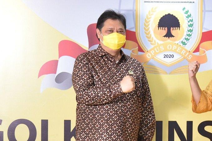 Airlangga Masuk 4 Besar Menteri Jokowi Punya Elektabilitas Tinggi Untuk Maju di Pilpres 2024