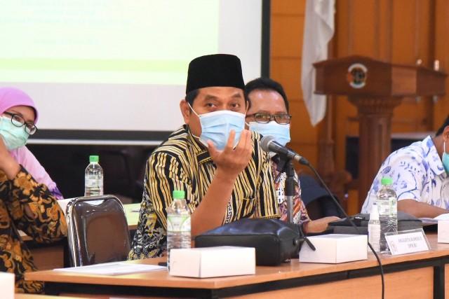 Zulfikar Arse Sadikin Dukung BPN Terapkan dan Sosialisasikan Sertifikat Tanah Elektronik ke Masyarakat