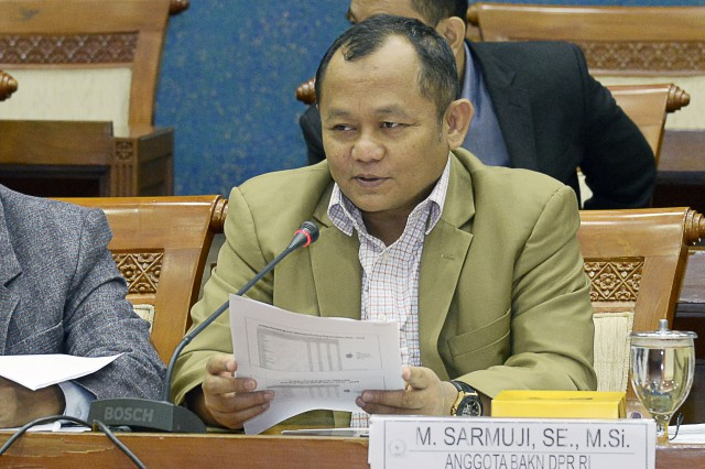 Muhammad Sarmuji Minta Dana Otsus Papua Harus Terukur dan Signifikan Kurangi Angka Kemiskinan