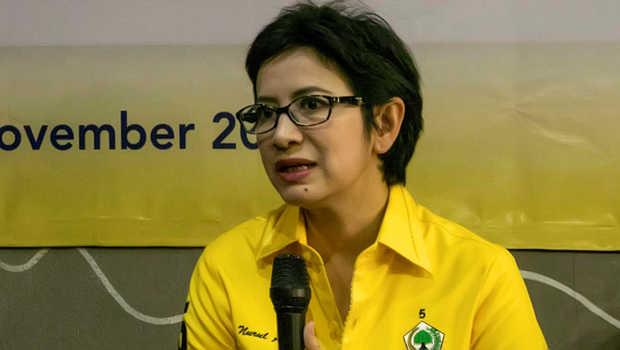 Golkar Tegas Tolak Fasilitas Isoman di Hotel, Nurul Arifin: Anggota DPR Tak Perlu Diistimewakan