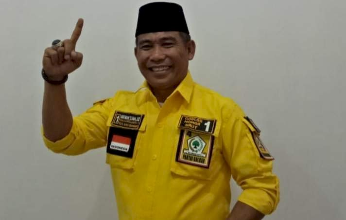 Ketua Fraksi Golkar DPRD Kabupaten Tulang Bawang, Nirwansyah Meninggal Dunia