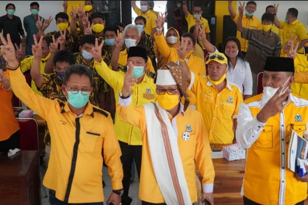 Ogah Dukung Jago Golkar di Tana Toraja, Fraksi Golkar Copot Jabatan John Rende Mangontan di DPRD Sulsel