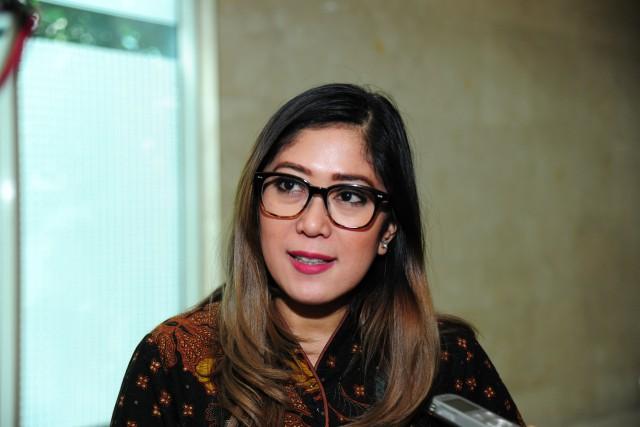 Antisipasi Wabah Corona, Meutya Hafid Minta TNI Jaga Perbatasan Darat dan Laut