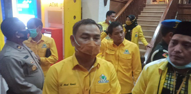 Gantikan Ahmed Zaki Iskandar, Mad Romli Resmi Pimpin Golkar Kabupaten Tangerang