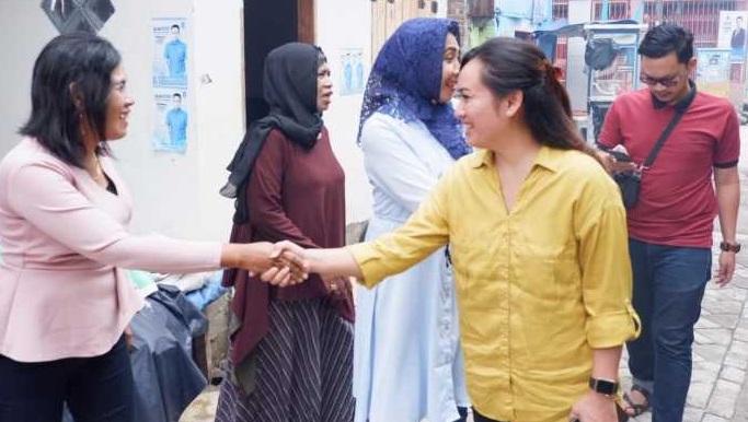 Ernawati Tahang Minta Sesama Caleg Perempuan Pede Bertarung di Pileg 2019